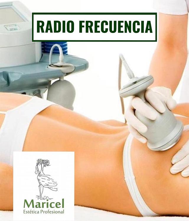 Radiofrecuencia Estetica Maricel